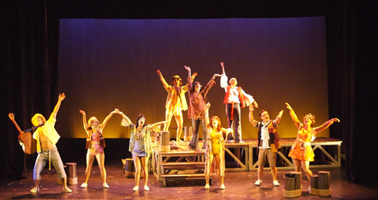 'It's All About Love!' (NYMF 2006)