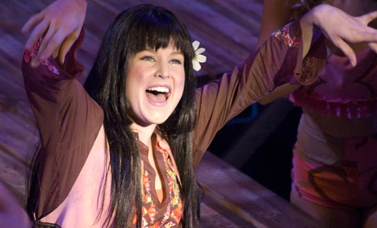 'In San Francisco' - Chandra Lee Schwartz as Bulldog (NYMF 2006)
