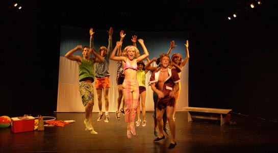 'Go-Go Beach' (SummerWorks 2003)